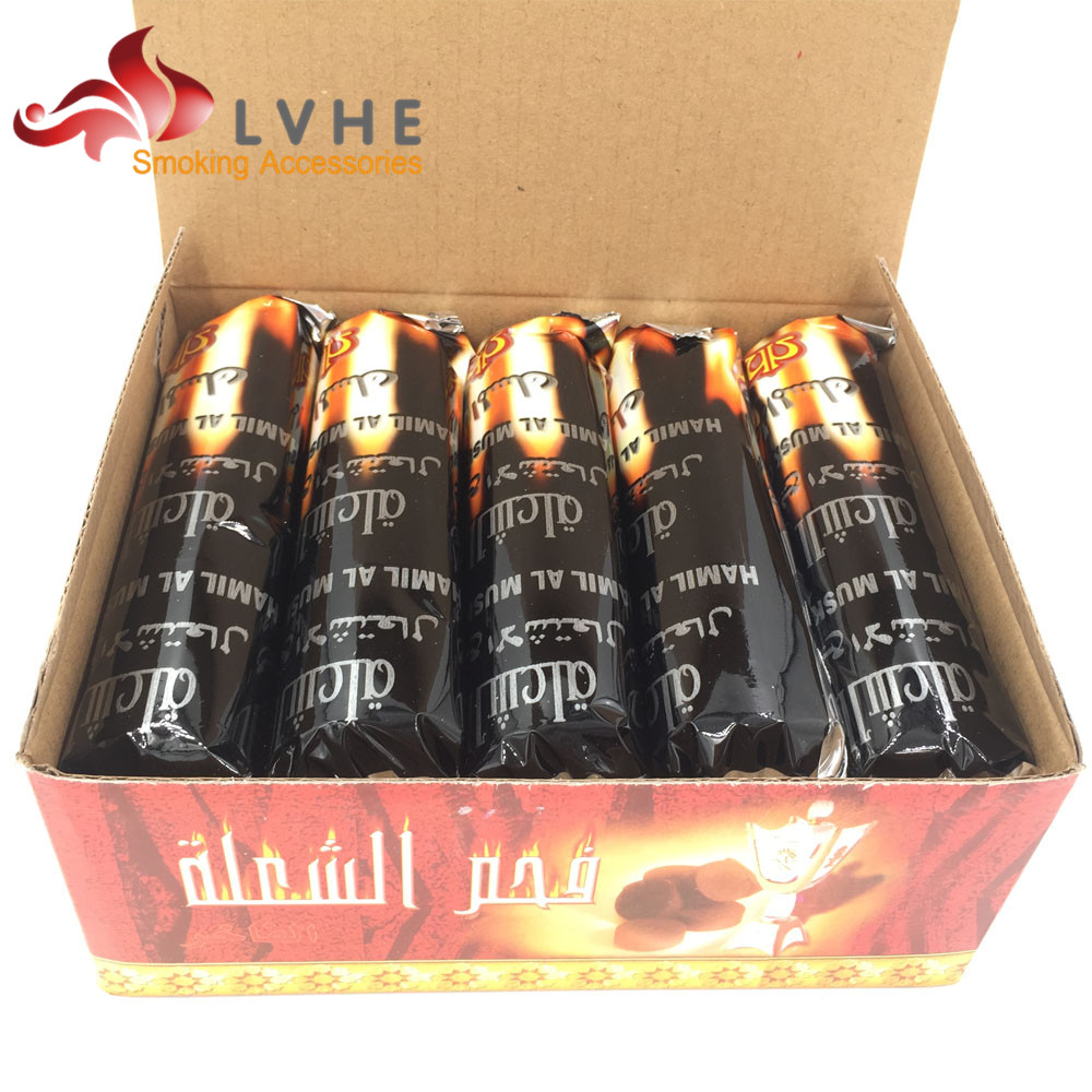 T003C China Product Wholesale Natural Wood Hookah Charcoal