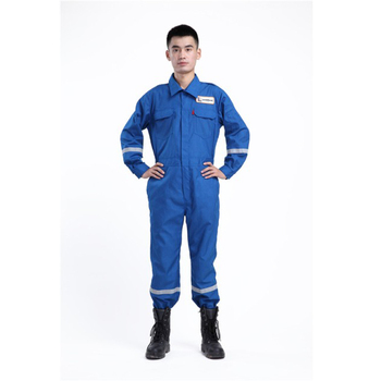 High Performance Nomex Inherent Fire Resistant Safety Coverall