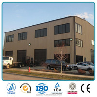 Insulation prefab building construction warehouse projects steel shade structure