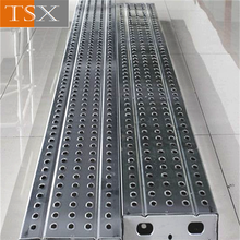Expanded Steel Scaffolding Metal Platforms