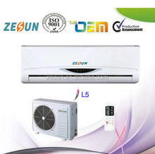 220V/60Hz 18000BTU R410a ,Wall Split Industrial Evaporative Air Conditioner for Sale,Made in China