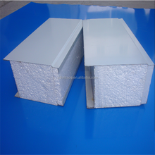 Alibaba best seller EPS sandwich wall panel/ PPGI roofing sheet