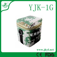YJK-1G customer logo/home care first aid kit for sale;