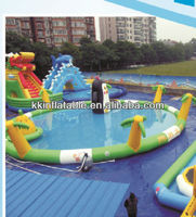 Giant Inflatable Swimming Pool Games For Kids Adults