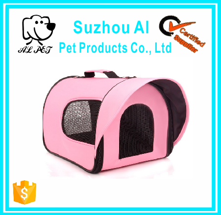 Soft Protable Oxford Travel Dog Crate Wholesale
