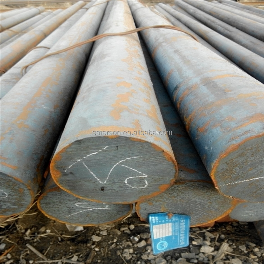 Dia 80mm Prime 80mm Steel Round Bar CK45 Mechanical Properties C45 Steel Specification