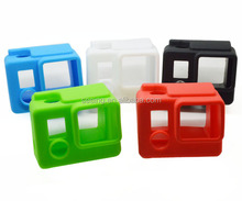 wholesale GoPros HD HERO3 Silicon Case Cover Protector for LCD Bac Pac