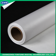 Good Eco-solvent matte fabric chemical Fiber Polyester Inkjet Canvas