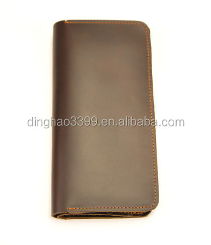 Promotional china suppliers leather mens purses, european fashion new designer mens wallets leather
