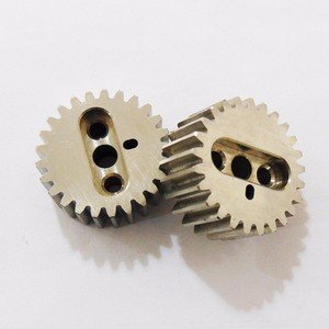Aluminum/Brass/Plastic/Stainless steel precision cnc turned components