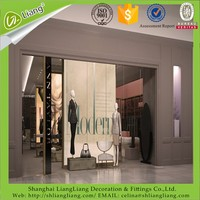 retail clothes store garment virtual display glasses for pc