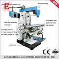 X6036A CE Certificated Gear Head Drilling and Milling Machine
