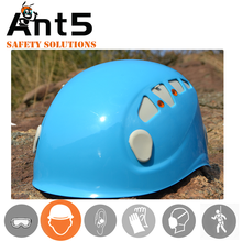 CE approved canyon climbing caving sports safety helmet extreme sports use China manufacturer