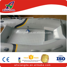 abs plastic boat hulls sport fishing glued inflatable pvc boat