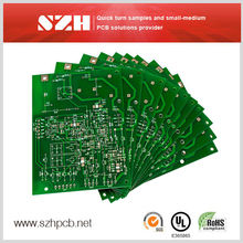 Aluminum Pcb For Led Light Assembly With Immersion Gold,Cheap Pcb Prototype