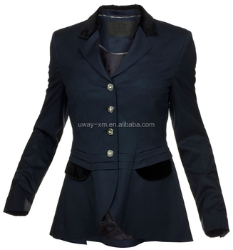 Equestrian show jackets