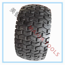 16x6.50-8 Lawn mower airless pu tires for sale