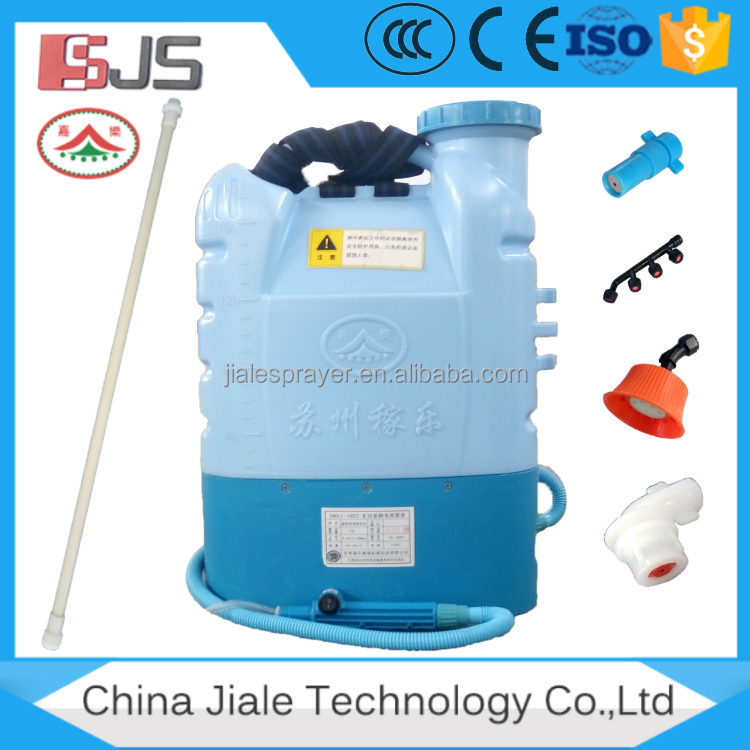 Electrostatic electric sprayer pumps power sprayer parts