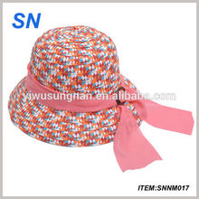 High Quality Cheap Mexican Straw Hats For Ladies