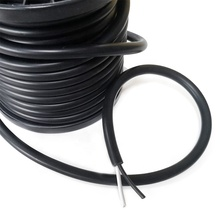 2 core 4mm pvc cable 6mm 16mm copper electric wire 1.5mm 2.5 sq mm 10mm 20awgx2c twisted pair cable