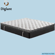 12 Inch Thick Pillow Top Memory Foam Spring Mattress In A Box
