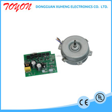 toyon high torque radiator cooling 18v brushless dc motor