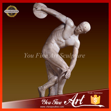 Wholesale Cheap Decor Marble Nude Man Statue