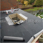 Best choice epdm waterproofing materials for concrete roof