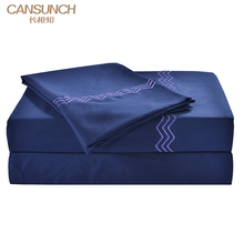 Wholesale 100% Polyester Embroidered Bedding Sets