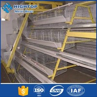 Design Pakistan Poultry Farm 3 tiers and 4 tiers chicken breeding cage for laying hens