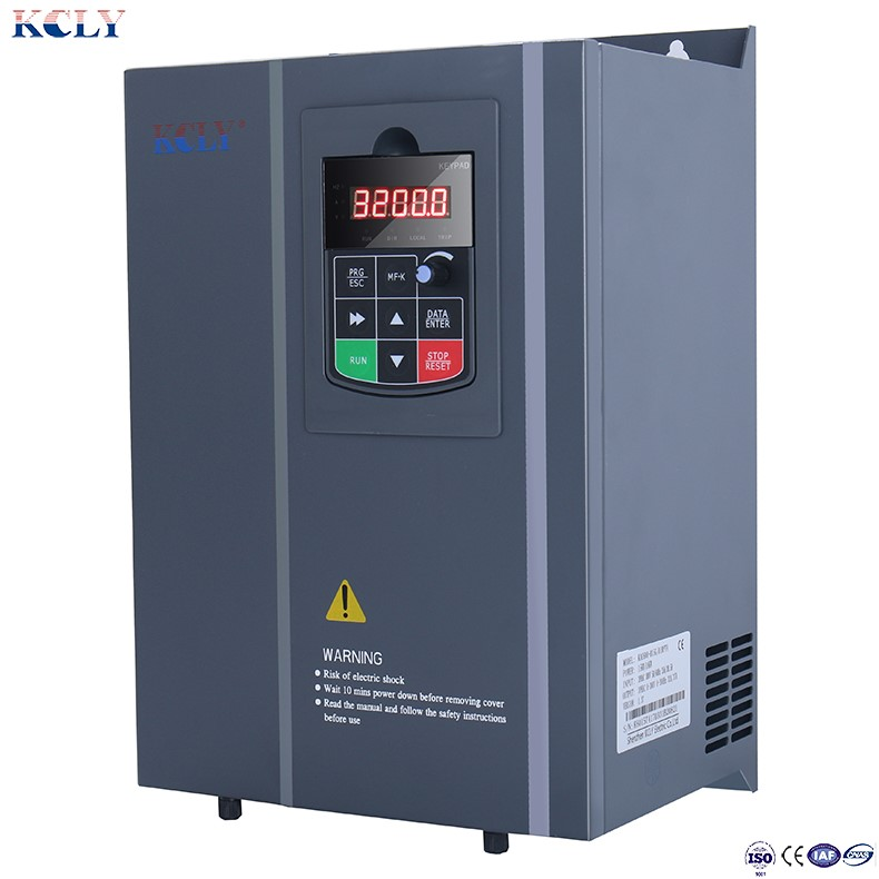 11kw frequency inverter manufacturer best price good quality for wholesaler closed-loop vector control