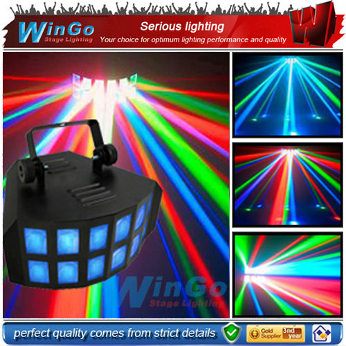 WG-G2013 LED double derby disco / effect lights