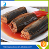 High Quality Canned Mackerel In Tomato