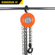 Factory wholesale price stainless steel 100kg manual mini wire rope lifting hoist kito hand block chain hoist