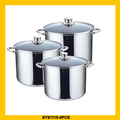 Professional stainless steel soup pot with high quality