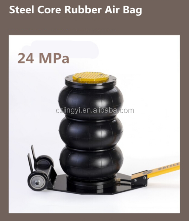 hot sale air car jack, 2/3 ton for repair car tyre