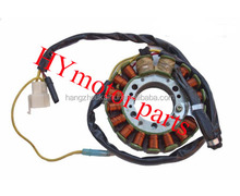 Stator Magneto Generator, AC, 17-pole, 3- phase, fits AC water cooled CF250 172MM scooter, ATV, buggy, scooter