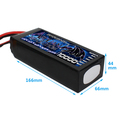 Chinese manufacture 14.8v battery lipo battery cell 4s 10000mah Disposable batteries