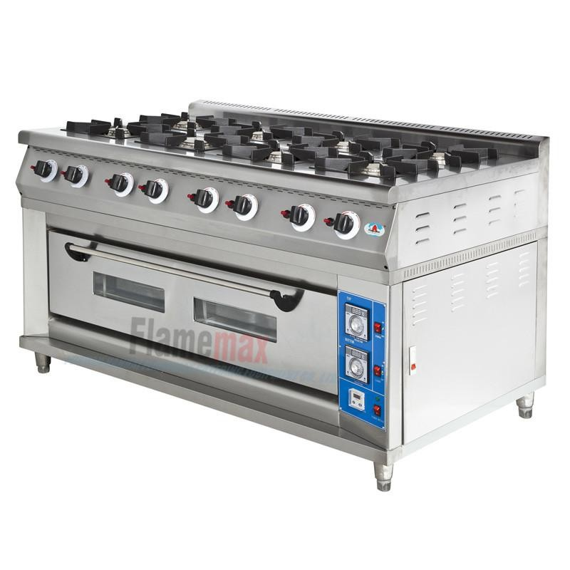HGR-74G -burner gas range with gas oven