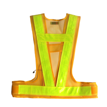 Hi Vis Nice Quality Orange Reflective Safety Vest