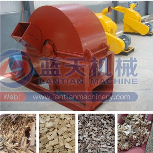 Great demand on India market mobile wood crusher
