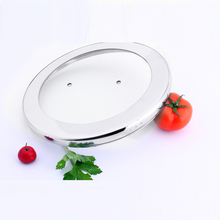 Professional tempered glass colander cover