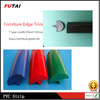 Forniture edge trim ,PVC plastic strip