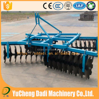 Mounted Disc Harrow Agricultural machinery