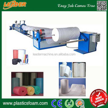 High Output EPE Foam Sheet Extruding Machine Plastic Making Machine