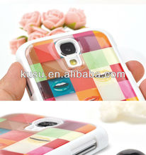 for Newest samsung S4 3d mobile phone case