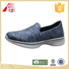 2017 new arrive sport casual ladies shoes in china