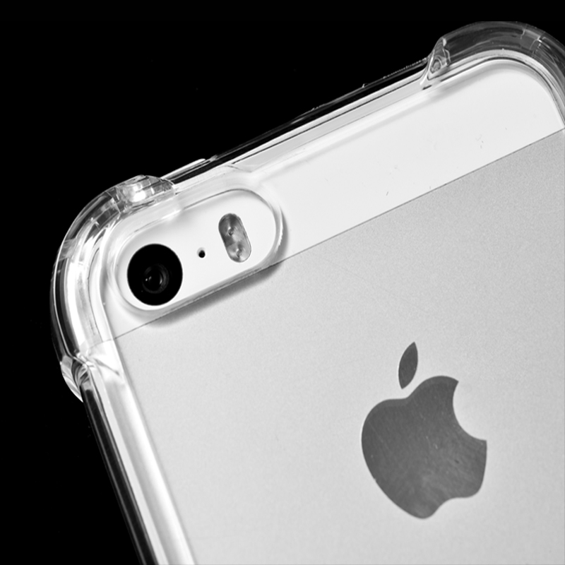 New Innovative Products 2017 Case Accessories TPU Design Your Own Phone Cell Case For Iphone 5 / 5s
