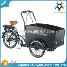 High quality 36v three wheel electric tricycle used