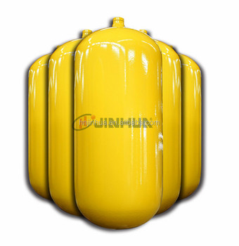 Steel cng cylinder for vehicle (NGV ) cng type 1 with ECER110 standard